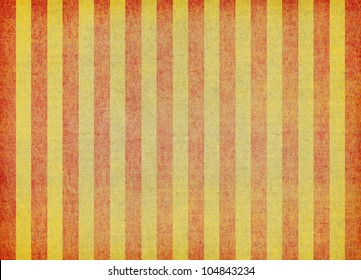 Background with red and yellow strips