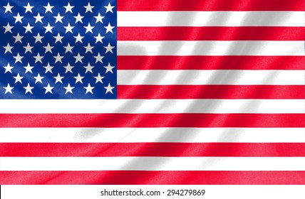 background of ripple american flag