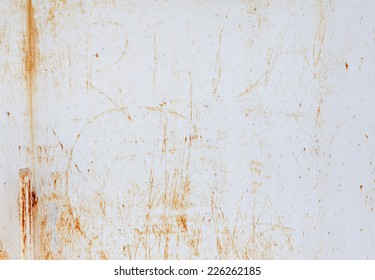 background of rusty metal aged texture surface