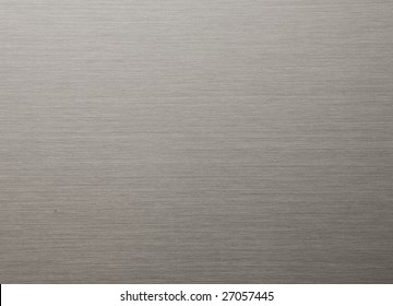 Background of shiny textured metal