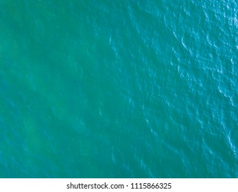 Background shot of aqua sea water surface