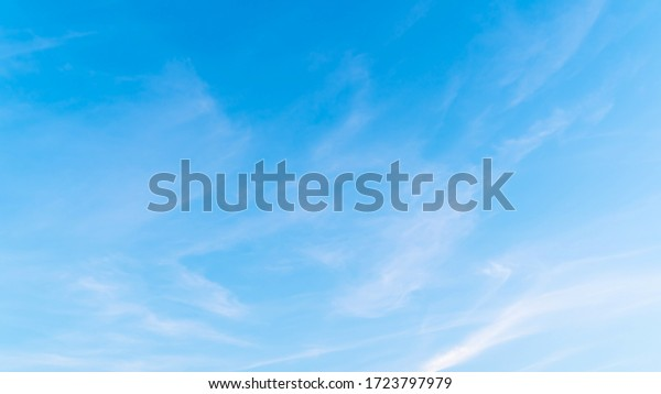 Background sky gradient , Bright and enjoy your eye with the sky refreshing in Phuket Thailand.
