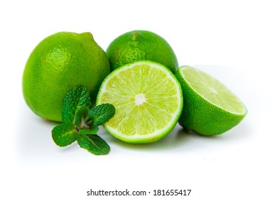 Background of sliced citrus