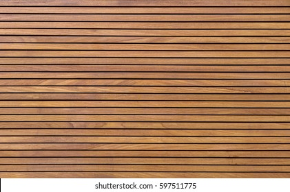 Background with smooth wooden beams / wood / structure