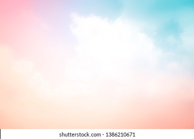 Background soft color abstract. Background soft