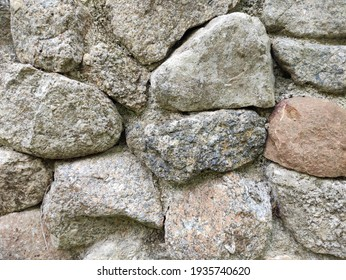 background stone rock wall building