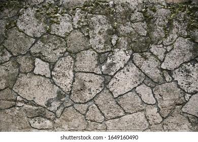 Fondo de la foto de la textura de la pared de piedra
