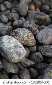 Background of stones.