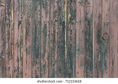 Background in style a rustic from old bare wooden painted boards