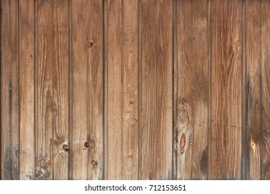 Background in style a rustic from old wooden unpainted boards