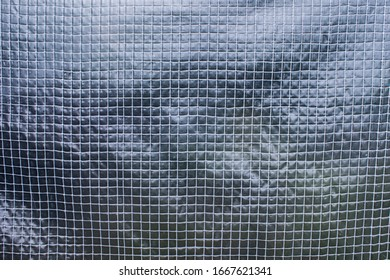 Background of the surface of reinforced plastic film