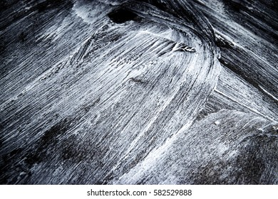 background or texture abstract grease on baking sheet