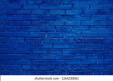 background texture blue bright light wall brick stones