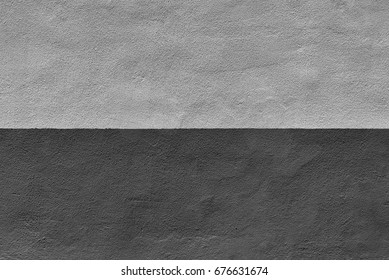 background texture of the cement or plastered surface of monochrome tone