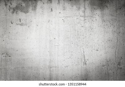 Background texture of concreting in grey with copy space