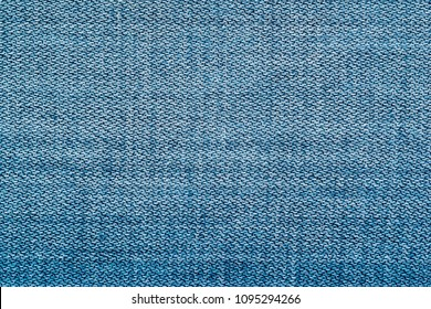 background and texture of denim or jeans fabric closeup