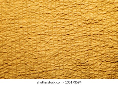 Background texture of fabric. Close-up