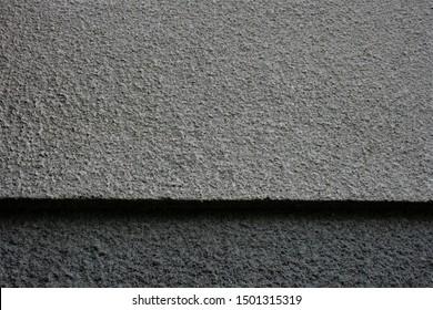 Background texture gray stone fine grain (Fon tekstura seryy kamen' melkoye zerno) - Shutterstock ID 1501315319