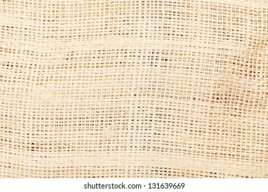 background texture of jute pattern