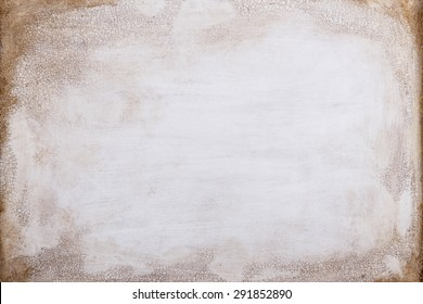 background texture of the old crack wood paint vintage