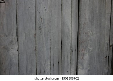Background texture old wood planks gray color (Fon tekstura staroye derevo doski seryy tsvet) - Shutterstock ID 1501308902