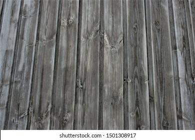 Background texture old wood planks gray color (Fon tekstura staroye derevo doski seryy tsvet) - Shutterstock ID 1501308917