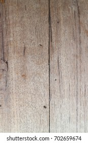 background and texture of old wood splat in Thailand
