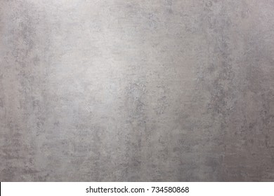 background and texture on finishing floor in vintage style gray color of Polished concrete surface