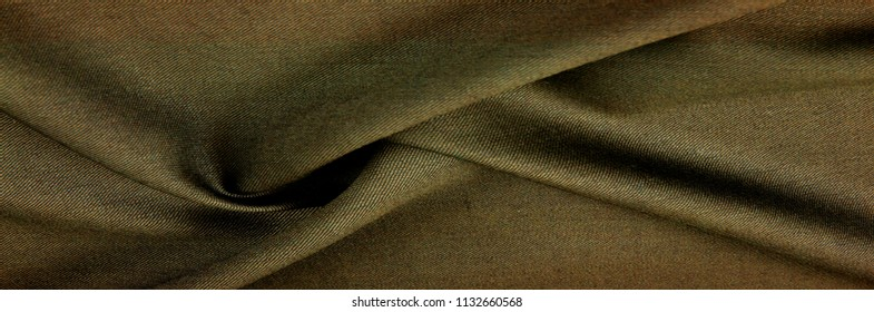 Background texture, pattern. cloth wool suit gray. A genuine flannel is always made of carded yarn, carded flannel is ideal in the cold months of the year, it is heavy, cozy and soft.