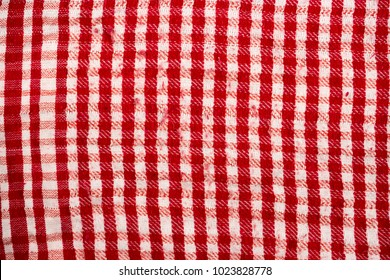 Background texture, pattern. Scarf wool like Yasser Arafat. The Palestinian keffiyeh is a gender-neutral checkered red and white scarf that is usually worn around the neck or head.