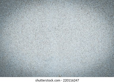 Background texture of polished stone showing pattern with black and white tone  and vignette