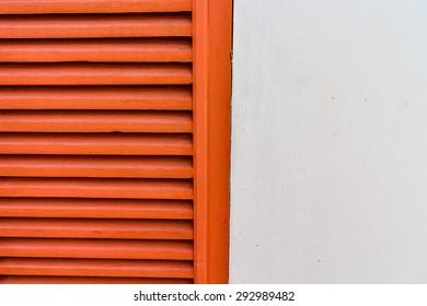 Background Texture Red Shutter