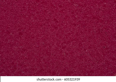 Background texture of a sponge for washing dishes