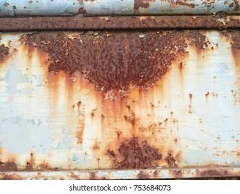 Background texture steel,zinc rust