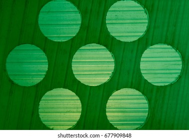 background texture variegated green plastic
