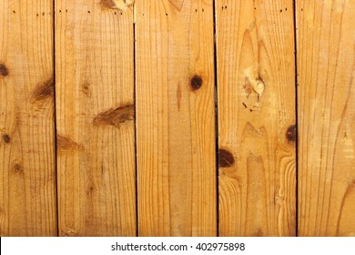 Background and texture of vertical wood board in the room.
