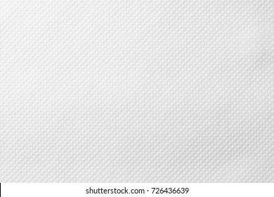 background of textured white paper embossed square shape