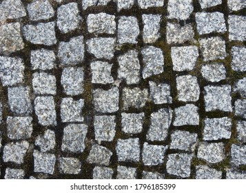 background textures wallpaper made of stone bricks wood and other human products made in Podlasie and Masovia in Poland in July 2020 - Shutterstock ID 1796185399