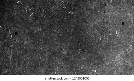 Background of vintage film on texture with white scratches
