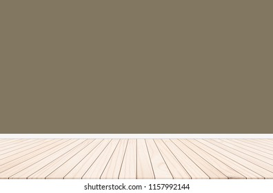 background wall home.Wallpaper The wall paper inside residential buildings. On the floor plank parquetry style abstract concept design ideas.Pastel shades Light from the outside