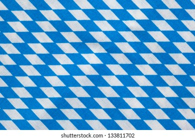 background in white and blue