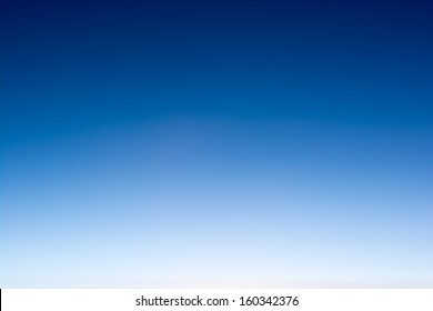 background of white detail in a blue sky