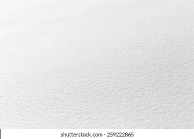 background of white fluffy snow