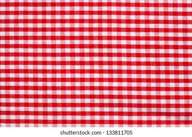 background in white and red