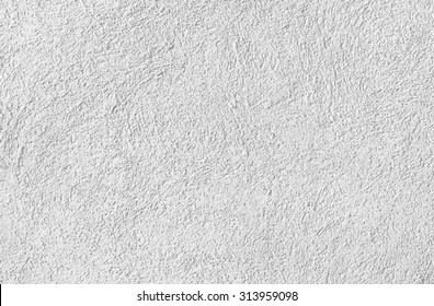 Background of white stucco texture