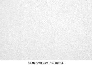 Background of white wall concrete texture