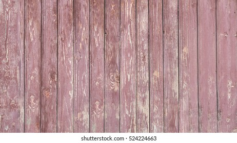 Background of wooden barn red old fence or wall rectangular texture. Wood rustic shabby dirty surface of table. Top view of hardwood square natural floor. Grungy faded timber vertical textures.