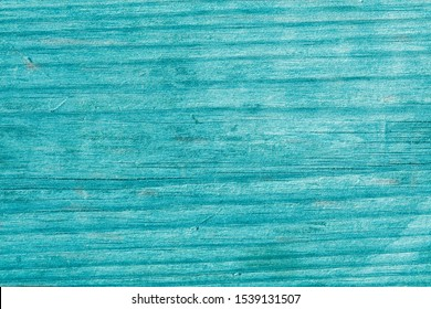 Background wooden texture of turquoise color.