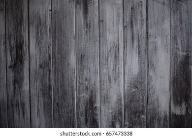 Background - wooden wall in white color.