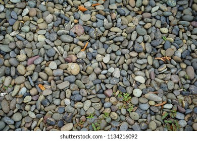 Backgrounds Small rock in garden